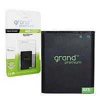 АКБ (аккумулятор) Grand Premium BL7203 для Fly IQ4413 Quad Evo Chic 3 (3.7V 1800 mAh)