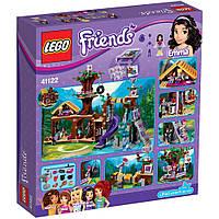 LEGO Friends СПОРТИВНЫЙ ЛАГЕРЬ: ДОМ НА ДЕРЕВЕ