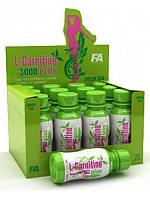 Жиросжигатель Fitness Authority L-Carnitine 3000 (1*100 ml)