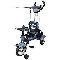 Трехколесный велосипед Mars Trike KR01 air графит
