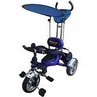 Детский велосипед Mars Trike KR01 air синий