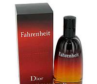 Мужская Парфюмированная вода Christian Dior Fahrenheit,Голландия