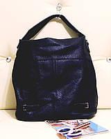 Женская сумка-мешочек из качественной экокожи