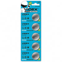 Батарейка литиевая Videx CR2450 5pcs BLISTER CARD