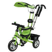 Велосипед детский Mini Trike LT950 зеленый