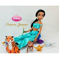 Поющая кукла принцесса Жасмин с аксессуарами Дисней