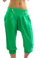 Капри зеленые S, L