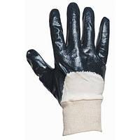 Перчатки нитриловые рабочие  (4525) ТМ DOLONI / Украина