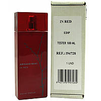 Armand Basi In Red Eau de Parfum (Парфюмированная вода (тестер) 100 мл)