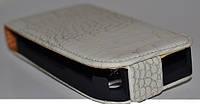 Чехол-книжка Croco Classic White HTC Desire601 (шт.)