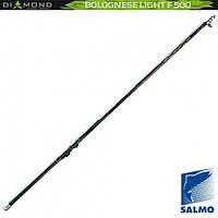 Удилище поплавочное с кольцами Salmo Diamond BOLOGNESE LIGHT F 5.00 (2230-500)