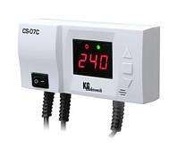 Программаторы, термостаты, терморегуляторы для котлов KG Elektronik Регулятор Sterownik typu CS-07C для управления насосом ЦВУ или горячей вод