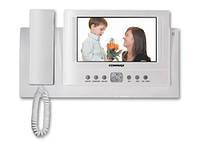 Видеодомофон цветной COMMAX CAV-71B