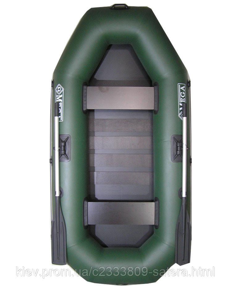 лодка резиновая двухместная характеристика