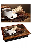 Поднос на подушке Вкус кофе