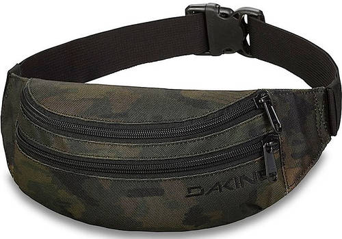 Оригинальная сумка на пояс 1 л, Dakine CLASSIC HIP PACK 2015, 610934903744 marker camo
