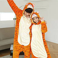 Пижама кигуруми kigurumi Тигр оранжевый Тигра s m l xl