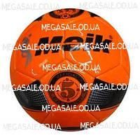 Мяч футбольный Meik №5: 400 грамм, 2 слоя
