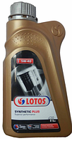 Моторное масло Lotos Synthetic Plus 5W-40 SN/CF 1л