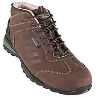 Ботинки S3 из натуральной замши защитные  ALTAITE HIGH