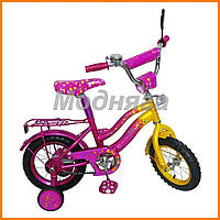 Детские велосипеды для девочек 14 дюймов