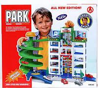Детская Мега-парковка гараж 922, 6 уровней