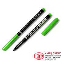 Centropen Маркер перманентный 1 мм. Цвета ― черный, красный, синий, зеленый.   арт. 2536