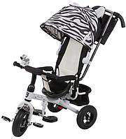 Велосипед детский Mars Mini Trike Zoo LT952-2А зебра