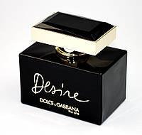 The One Desire Dolce & Gabbana eau de parfum 75 ml TESTER