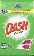 Dash Colorwaschmittel Pulver- Стиральный порошок для цветного белья, 15 стирок