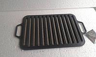 Решётка-гриль чугунная 36х26см без покрытия
