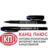 Schneider Маркер перманентный, тонкий. цвета в ассортименте.  арт. S166