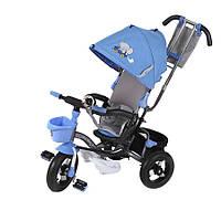Трехколесный велосипед Mars Mini Trike LT960 синий