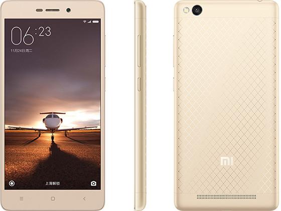 Смартфон Xiaomi Redmi 3 (2GB/16GB) Gold Гарантия 1 Год!!!
