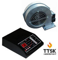 Комплект автоматики для твердотопливного котла Tech ST24+WPA120