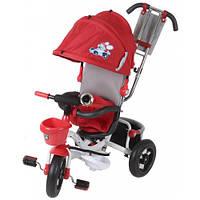Детский трехколесный велосипед Mars Mini Trike LT960 красный
