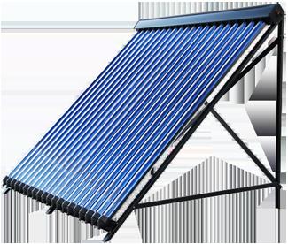 Вакуумные солнечные коллекторы SC-LH2-10