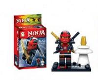 Конструктор Ninja (красный)