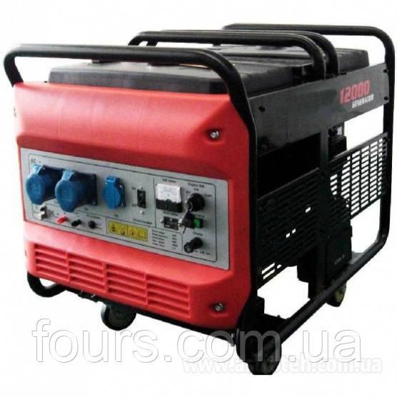 Генератор бензиновый 12000 EP-12000E Honda