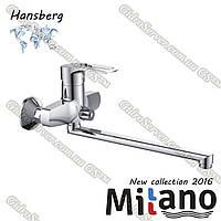 Смеситель для ванной Hansberg ML-600H Euro.