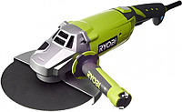 УШМ большая RYOBI EAG2000 RS 2000Вт, 6т об/мин, пл пуск, пов ручка, чемодан