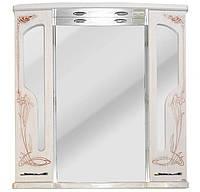 Шкаф зеркальный Атолл Барселона 195
