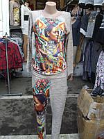 Модный костюм для девушки