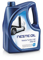 Cинтетическое дизельное моторное масло Neste Turbo LXE 10W-40(4L)