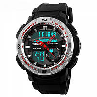 Часы Skmei 1109 Black-Steel