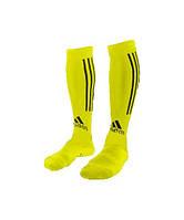 Детские (5-10 лет) (р.30-36) футбольные гетры ''адидас квадро '' (нейлон)-синие,красные,желтые,черные и др.