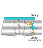трусы мужские боксеры Cornette Tattoo Fishing 280/104