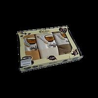Набор кухонных полотенец Lotus Coffe 110