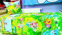 """Комплект постельного белья Тиротекс детский бязь """" Смешарики"""""""