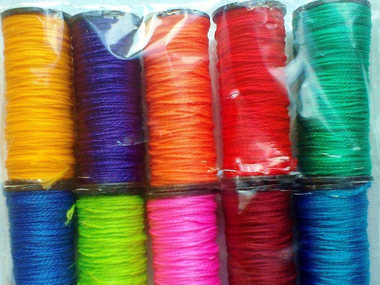 Шнур капроновый для плетения и вязания. - Ярмарка Мастеров 47
